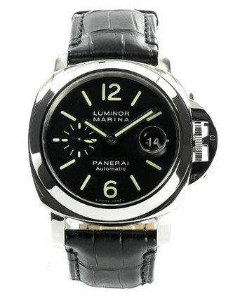 パネライ Panerai Luminor Marina Mens 44mm. Automatic Watch PAM00104 男性 メンズ 腕時計 【並行輸入品】