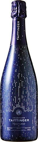 【ノーベル賞晩餐会で提供された珠玉のシャンパン】テタンジェ ノクターン スリーヴァー [ スパークリング フランス 750ml ]