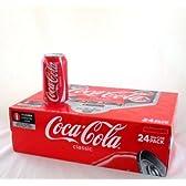 コカコーラ クラシック缶 355ml×24本入り 1ケース