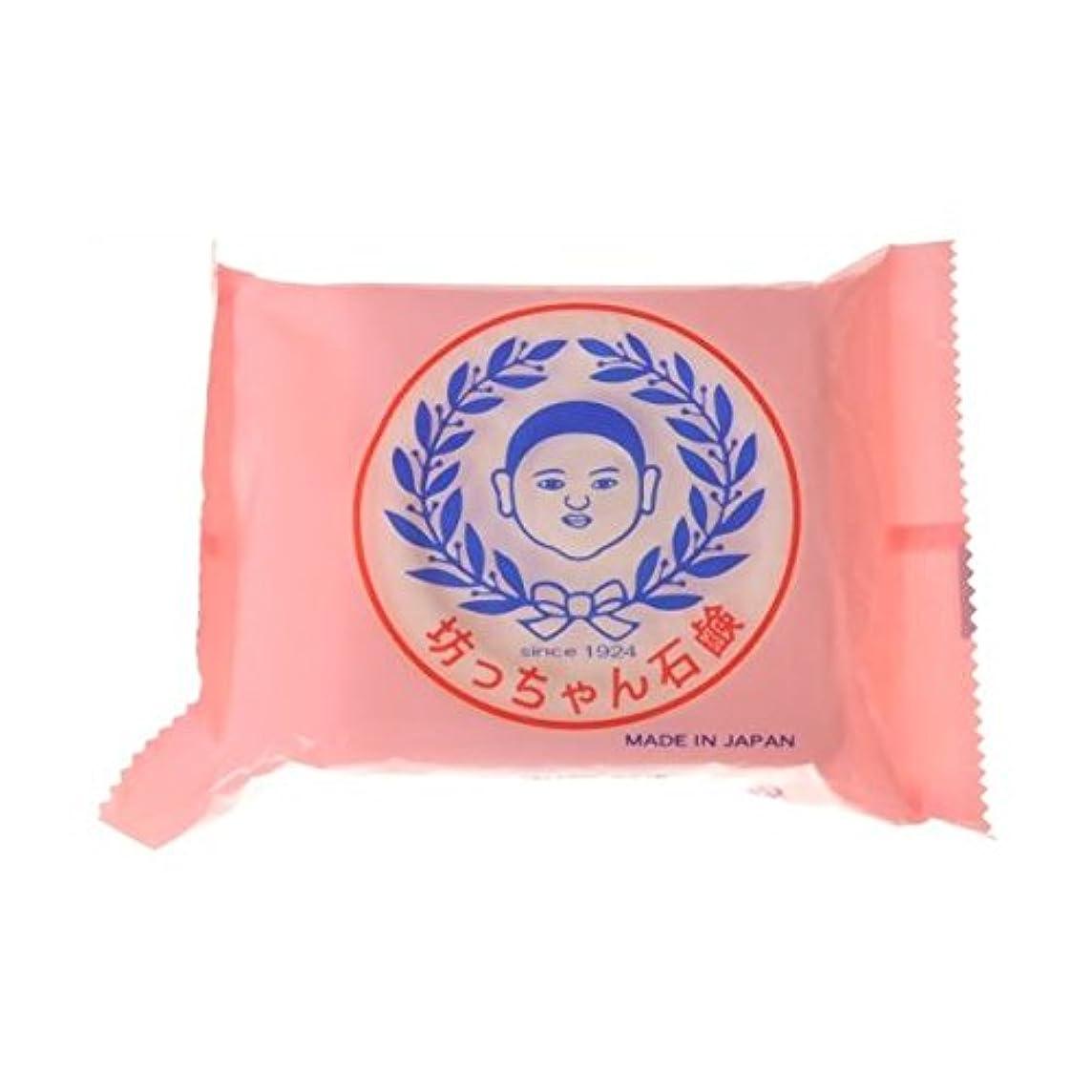 年具体的に脇に【まとめ買い】坊っちゃん石鹸 釜出し一番 175g ×3個