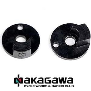 ナカガワ(Nakagawa) エンドワッシャー 前用のみ 前6.8mm