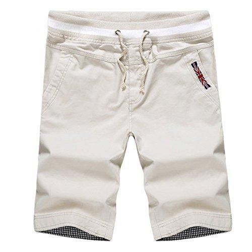 パンツ ボトムス メンズ ズボン カジュアルパンツ/ショートパンツ 大きいサイズ ハーフパンツ ショーツ ジャージ スウェット スエット 短パン 膝上 膝丈 チノパン イージー カジュアル