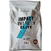 マイプロテイン Impact ホエイプロテイン エリート 2.5kg (ナチュラルチョコレート)