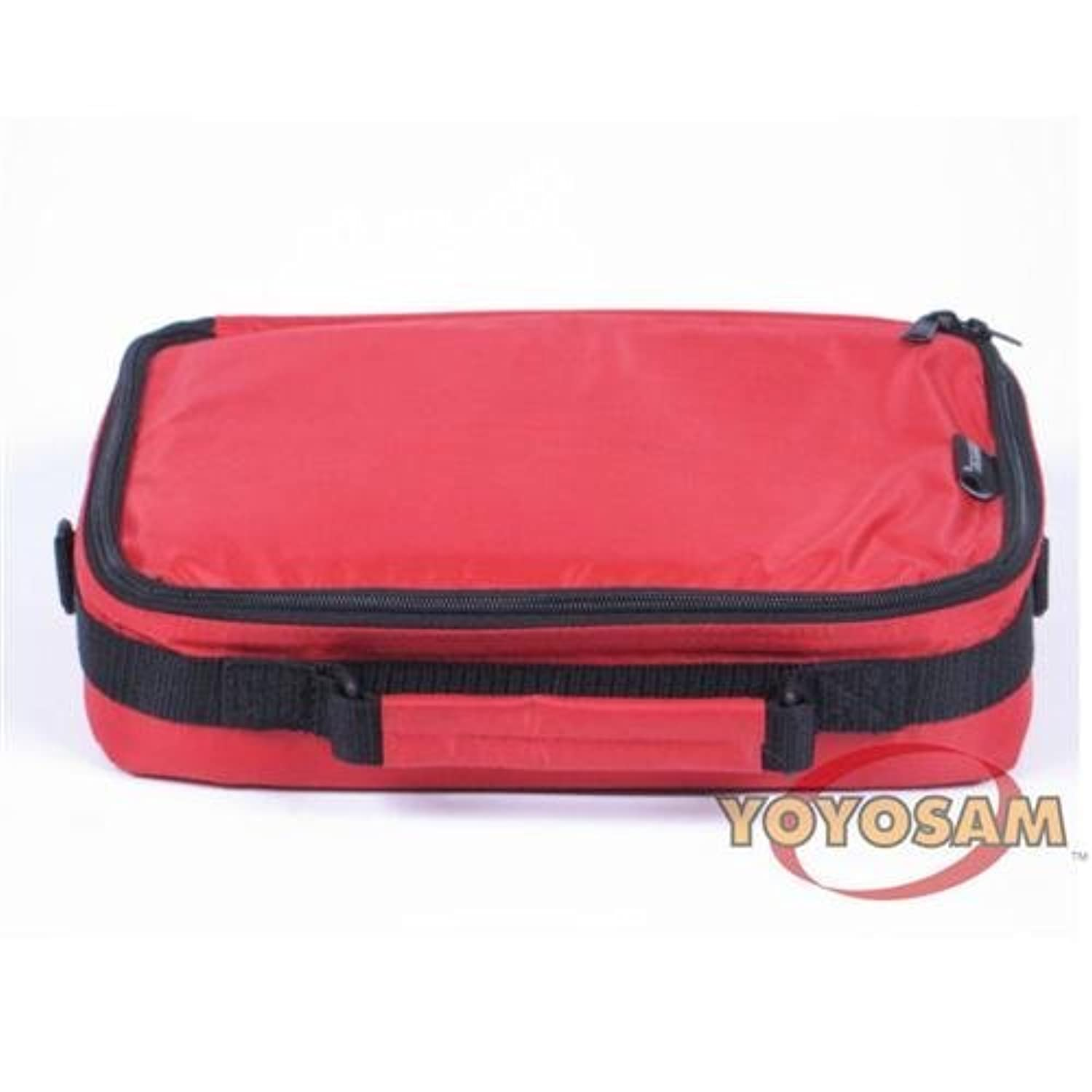 Zeekio Yo-Yo Bag - Red [並行輸入品]