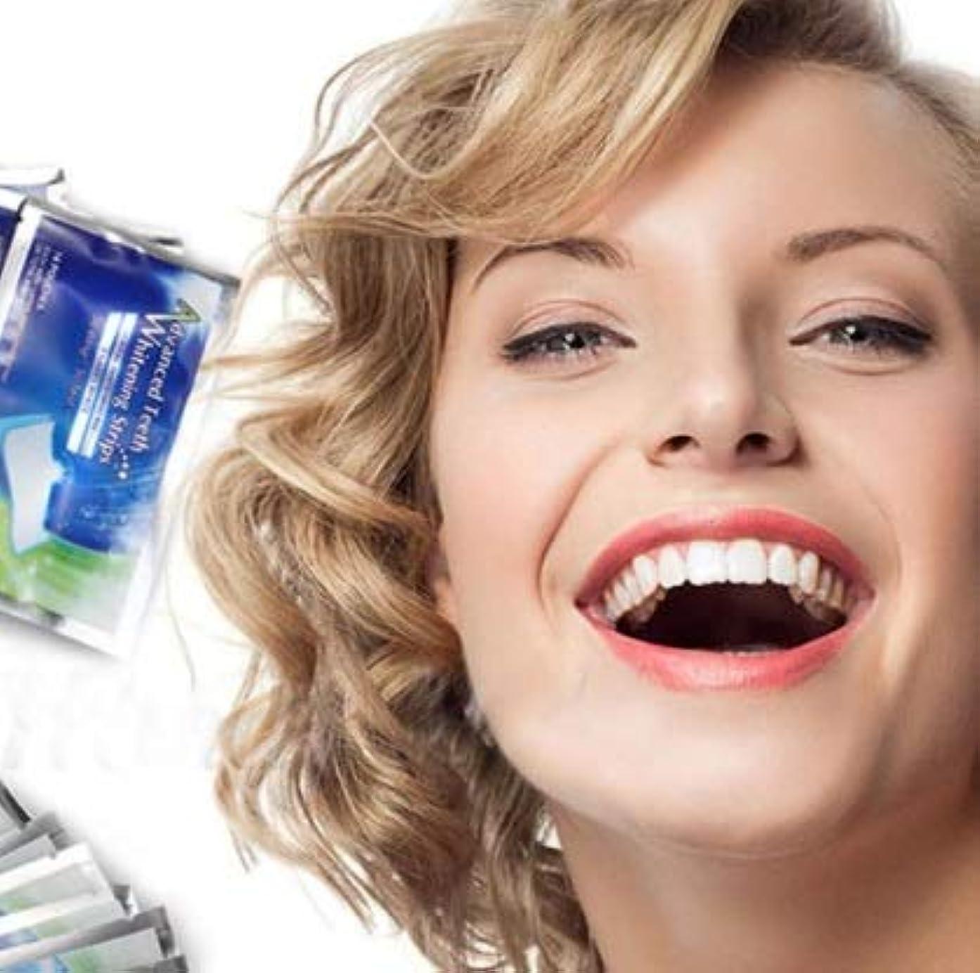 豪華な緯度子供達Izmirli 28ストリップを白くする高度な歯、ストリップを白くする3D歯、漂白ストリップを白くする専門の白くなる専門家、歯科白くなるキット、エナメルの白。Izmirli 28 Advanced Teeth Whitening...