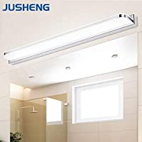 Best Quality - LED Indoor Wall Lamps - Modern Linear LED Wall Lights Fixtures over Mirror Lights in Bathroom Indoor Sconce lamps Lighting 25~112cm AC90-260V - by Lily - 1 PCs
