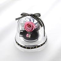 [オハナソムリエ]お花ソムリエ プリザーブドフラワー カラー:7月(ルビーレッド) PF-0075-7