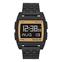 Nixon Men's 'Base' Quartz Stainless Steel Casual Watch