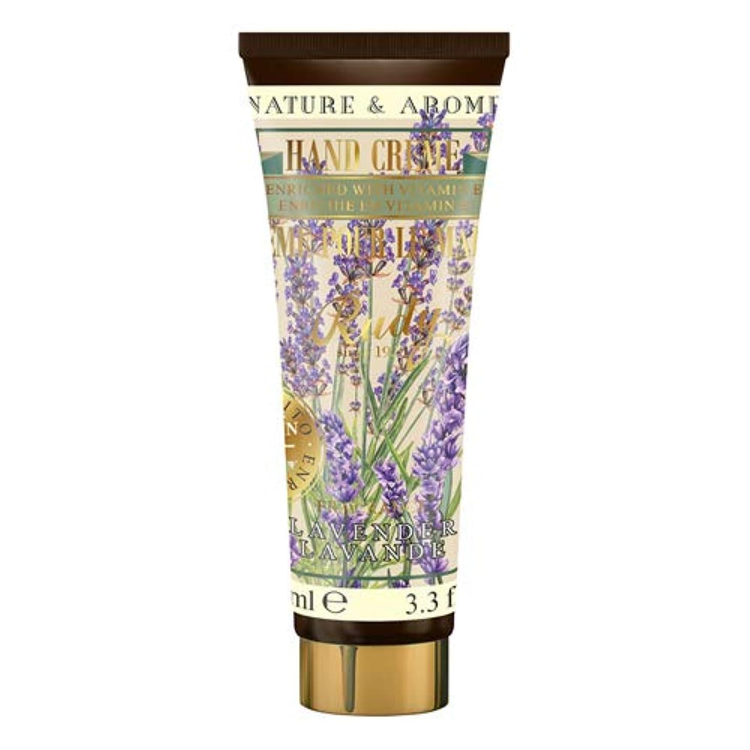 土器不安後者RUDY Nature&Arome Apothecary ネイチャーアロマ アポセカリー Hand Cream ハンドクリーム Laveder ラベンダー