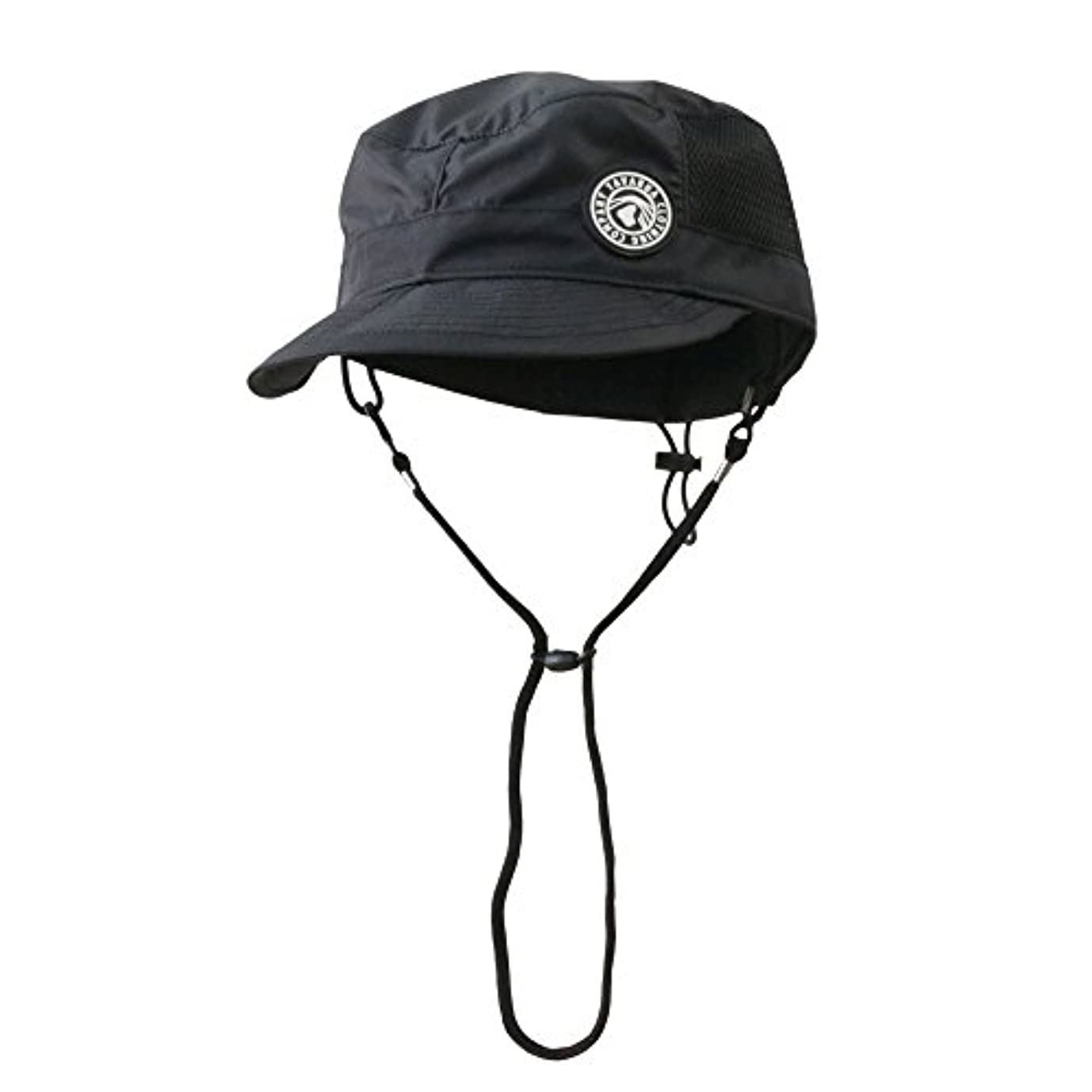 委託うがい夕食を作る【TAVARUA/タバルア】プレミアムポケッタブルサーフキャップ TM1004 日本製 サーフハット キャップ 水陸両用帽子 大人