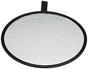 HAKUBA 撮影補助用品 レフ板プロ 12インチ シルバー/ホワイト KRF-P12SW