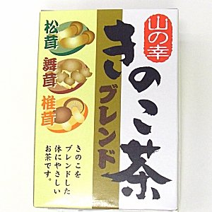 長寿園本舗 きのこ茶 70g