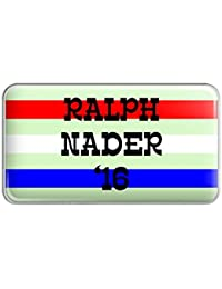 Ralph Nader for President 2016 Metal Lapel Hat Pin Tie Tack Pinback