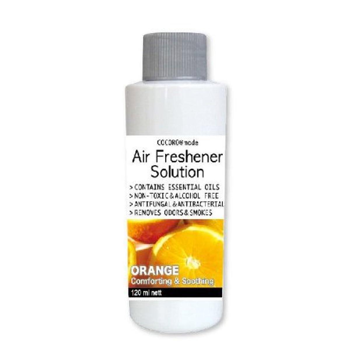 通知文字通りパンダイサムコーポレーション 空気洗浄機用 アロマソリューション オレンジ 120mL NC42150