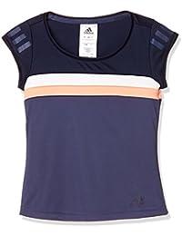 [アディダス]テニスウェア Tシャツ ELG88 [ガールズ] ガールズ