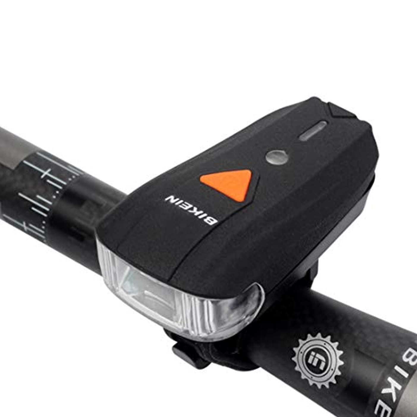 ハンドブック南怒ってJhcpca 自転車ヘッドライトマウンテンバイクアクセサリー照明サイクリング機器USB充電夜間照明ライト警告灯