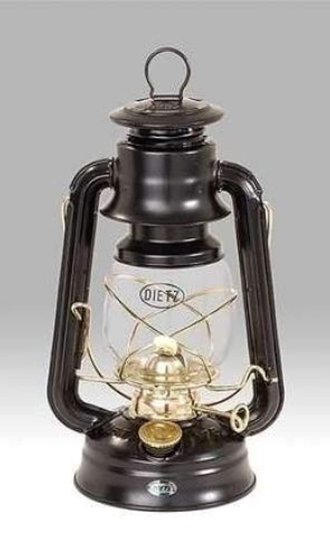 アルファベット力宝石(Black with Gold) - Dietz Brand 190cm The Original