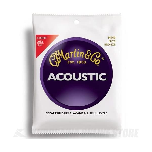 Martin アコースティックギター弦 ACOU...の商品画像