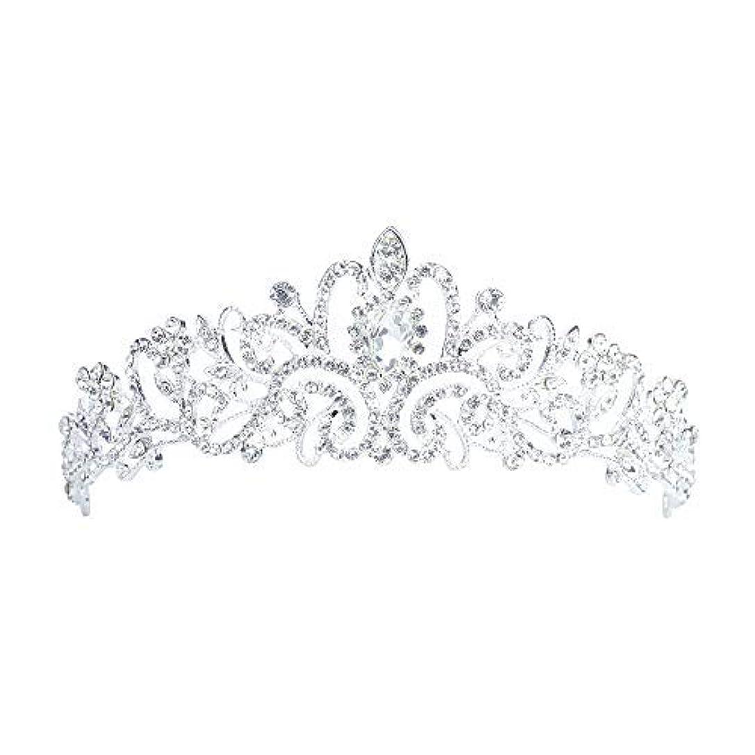 Lermity Hair Comb Crown Rhinestone Hairpins Bridal Wedding Hair Accessories Jewelry Austrian Crystals Hair Clips...