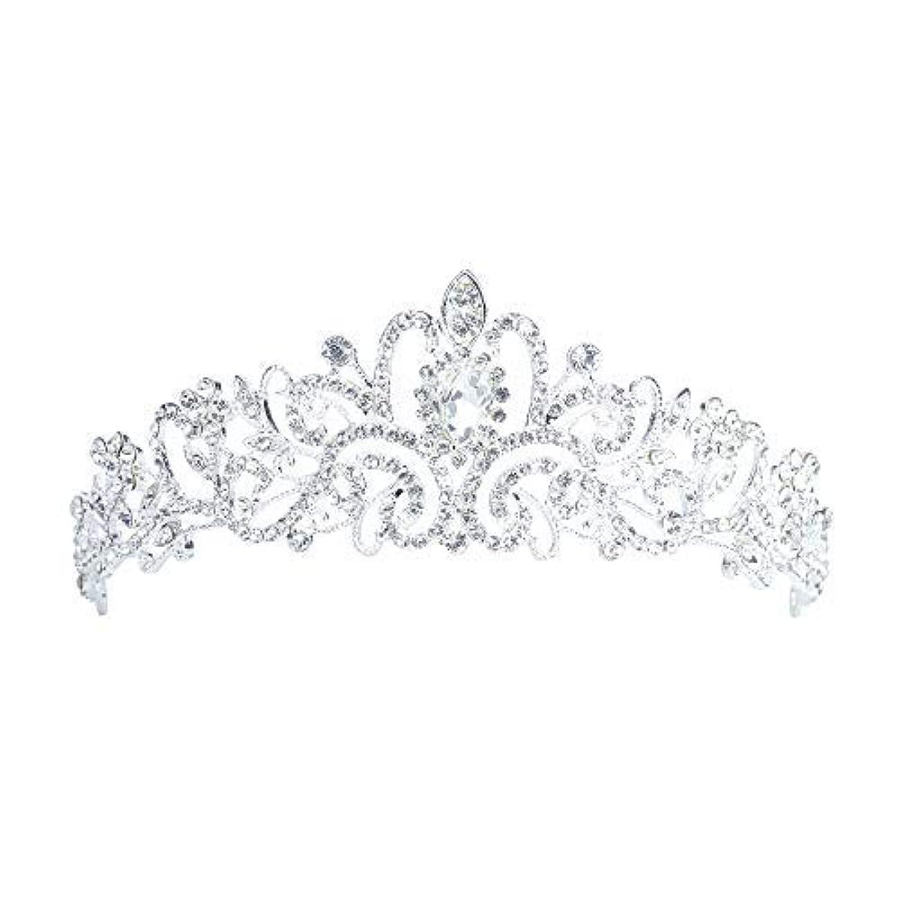 荒れ地煙突苦行Lermity Hair Comb Crown Rhinestone Hairpins Bridal Wedding Hair Accessories Jewelry Austrian Crystals Hair Clips...