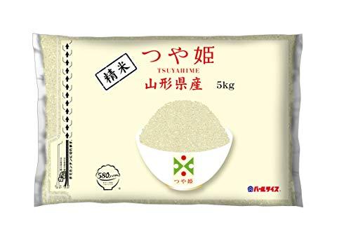 【精米】[Amazon限定ブランド] 580.com 山形県産 白米 つや姫 5kg 令和元年産