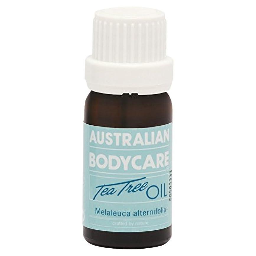 ハイブリッド送った食事オーストラリアのボディケアティーツリーオイル10ミリリットル (Australian Bodycare) - Australian Bodycare Tea Tree Oil 10ml [並行輸入品]