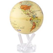 Mova Globe Mg-45-ate 4 5 Diameter Antiqued Beige