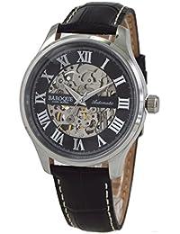 [バロック]BAROQUE 腕時計 自動巻き 日本製ムーブジョカトーレ BA1001S-02/B メンズ