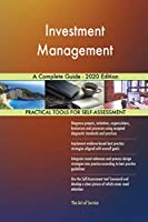 Investment Management A Complete Guide - 2020 Edition
