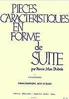 デュボア: 「性格的な小品」より スペイン風(E-flat管用)/ルデュック社/サクソフォンとピアノ