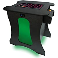 Arcade Machine Cocktail Table - 896 Games - Black Woodgrain [並行輸入品]