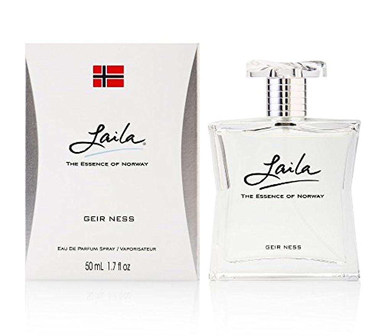 パパ観光に行くフリースLaila (レイラ) 1.7 oz (50ml) EDP Spray by Geir Ness for Women