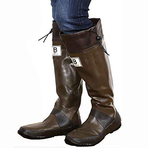 [日本野鳥の会] Wild Bird Society of Japan バードウォッチング長靴 SS(23.0cm) ブラウン