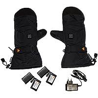 Alpenheat AG5 Moufles chauffantes Noir FR : L (Taille Fabricant : L)