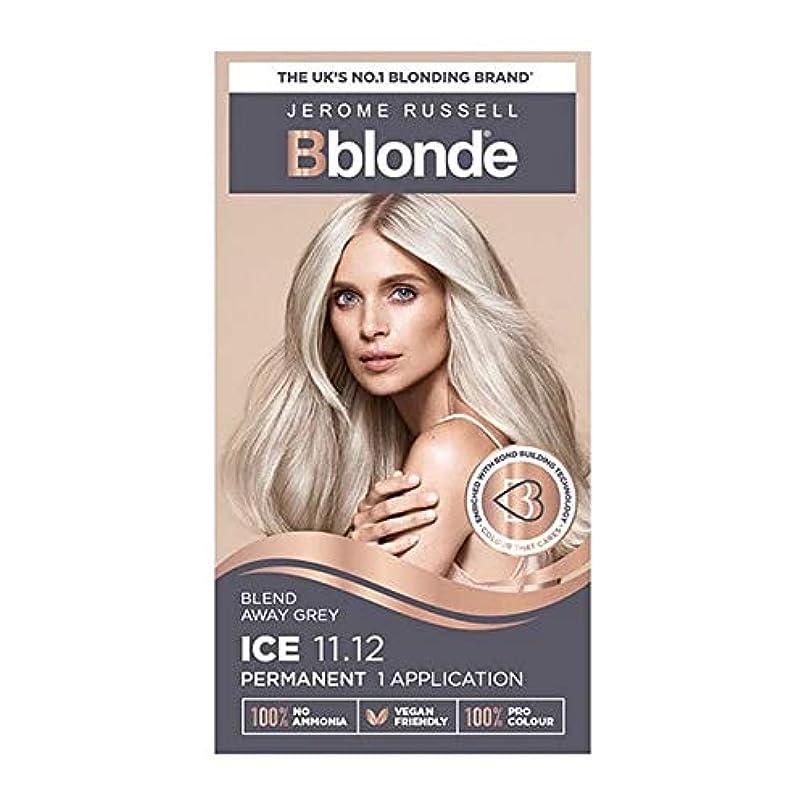 滞在ブースト魅力[Jerome Russell ] 11.12ブロンドジェロームラッセルBblondeパーマネントヘアキットの氷 - Jerome Russell Bblonde Permanent Hair Kit Ice Blonde 11.12 [並行輸入品]