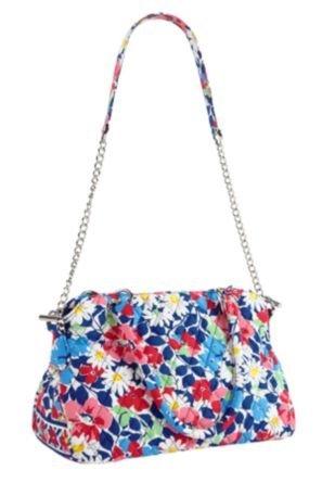 Vera Bradley(ヴェラ・ブラッドリー) Chain Bag チェーン・バッグ Summer Cottage サマー・コテージ #11810-125【並行輸入品】