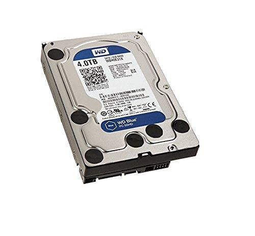 WD SSHD 内蔵ドライブ 3.5インチ 4TB+MLC8GB WD Blue SSHD WD40E31X