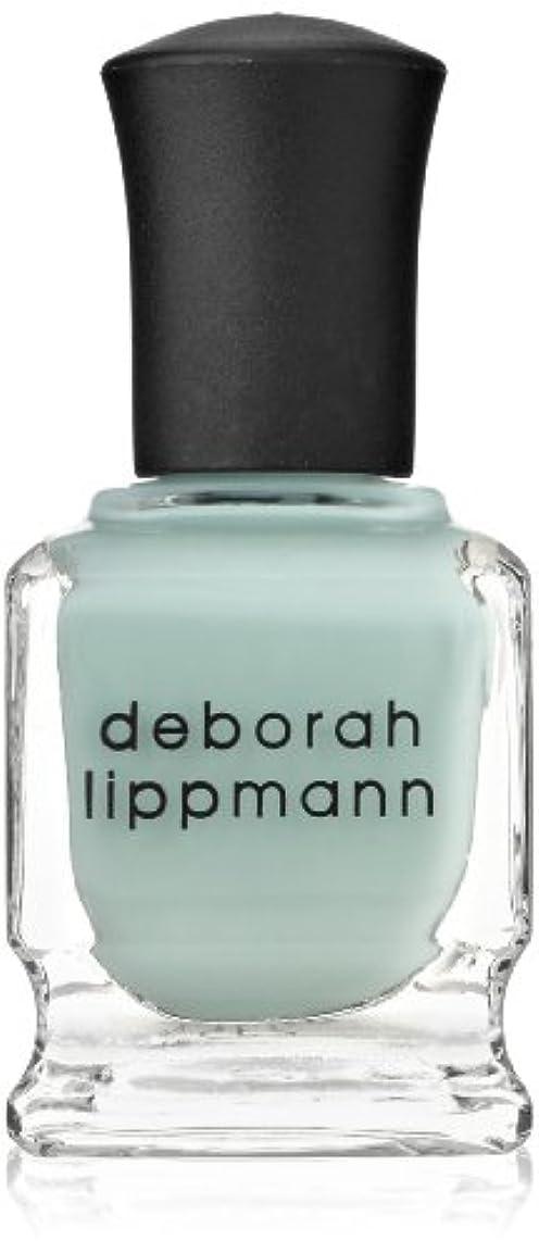 例示する浅い雨[Deborah Lippmann] デボラリップマン フラワーズ イン ハー ヘアー FLOWERS IN HER HAIR【ミント】 15mL