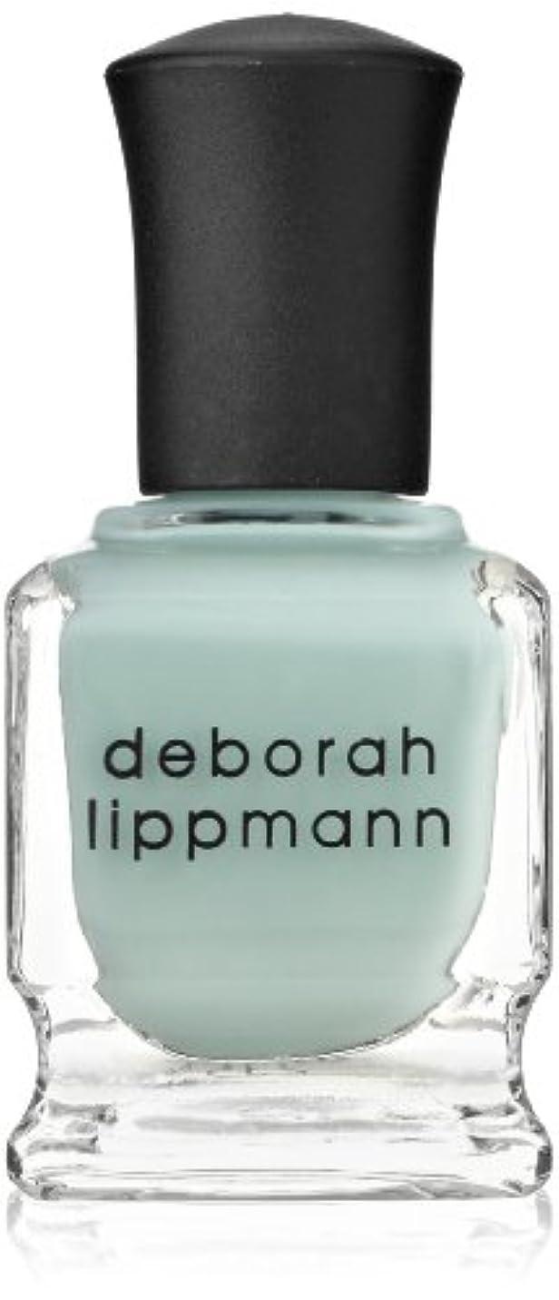 血色の良いアイデア認証[Deborah Lippmann] デボラリップマン フラワーズ イン ハー ヘアー FLOWERS IN HER HAIR【ミント】 15mL