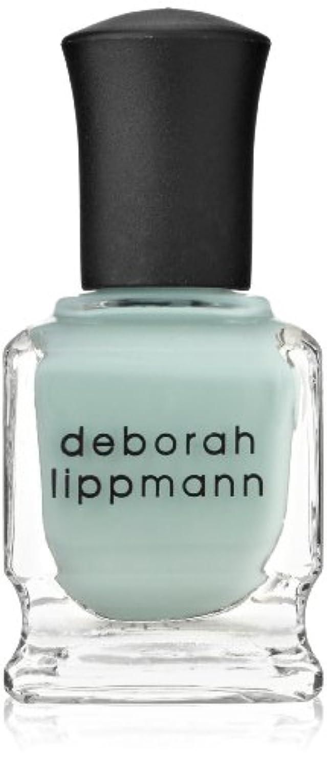 モデレータ原子炉排気[Deborah Lippmann] デボラリップマン フラワーズ イン ハー ヘアー FLOWERS IN HER HAIR【ミント】 15mL