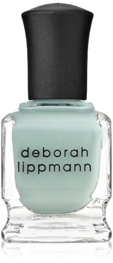 一緒に葉を集める間[Deborah Lippmann] デボラリップマン フラワーズ イン ハー ヘアー FLOWERS IN HER HAIR【ミント】 15mL