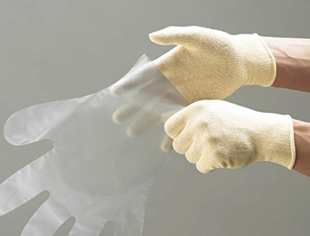 活性化汚染高価な下履き手袋 20枚入 No.830