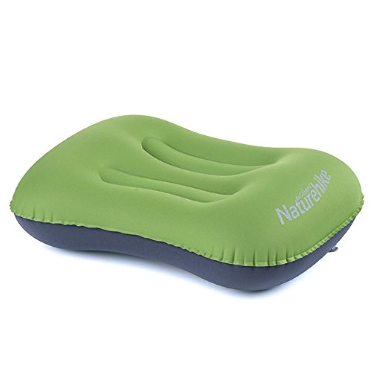 分注するに対応するウィザードNaturehike公式ショップ 枕 アウトドア オフィス、旅行用インフレータブル枕 飛行機枕 ポータブル旅行枕 ネックサポート枕