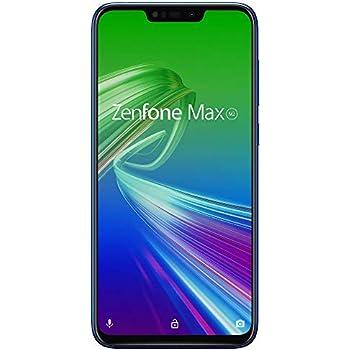 ASUS Zenfone Max M2 スペースブルー 【日本正規代理店品】 ZB633KL-BL32S4/A