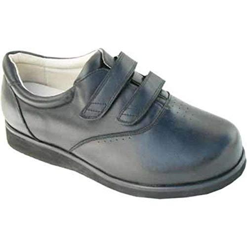 [マウントエメイ] レディース スニーカー 9301 Extra Depth Two Strap Shoe [並行輸入品]