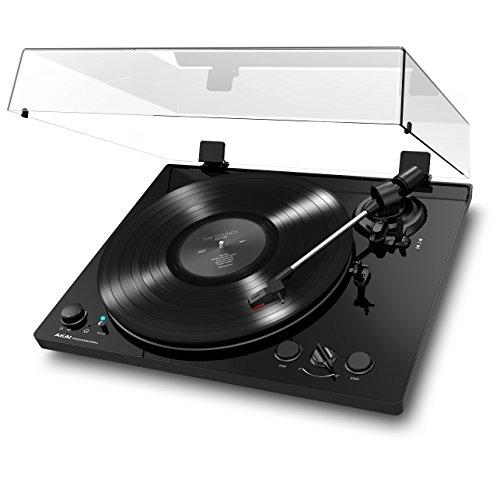 AKAI Professional フルオート高品質レコードプレーヤー Bluetooth対応 BT100