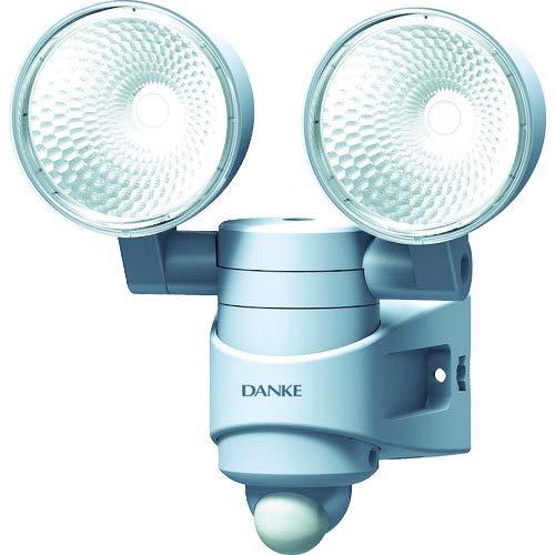 ダンケ 7W×2灯 LEDセンサーライト E40314
