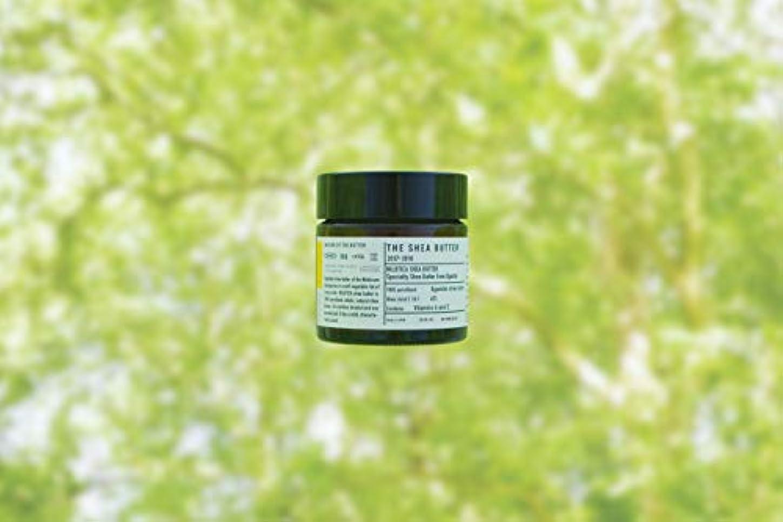 三角形廃止関数THE(ザ) SHEA BUTTER 瓶タイプ 50g 100% 天然成分 肌に触れた瞬間オイルのように溶ける 1304-0178-200-02