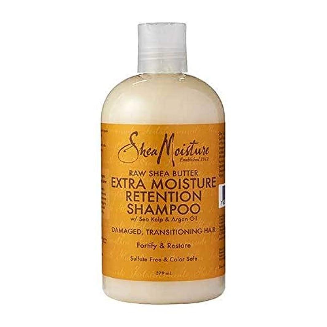 知性引き金毛布[Shea Moisture ] シア水分生シアシャンプー379ミリリットル - Shea Moisture Raw Shea Shampoo 379ml [並行輸入品]
