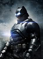 バットマンVスーパーマン-米国のテキストレス輸入映画の壁ポスター印刷-30CM X 43CM